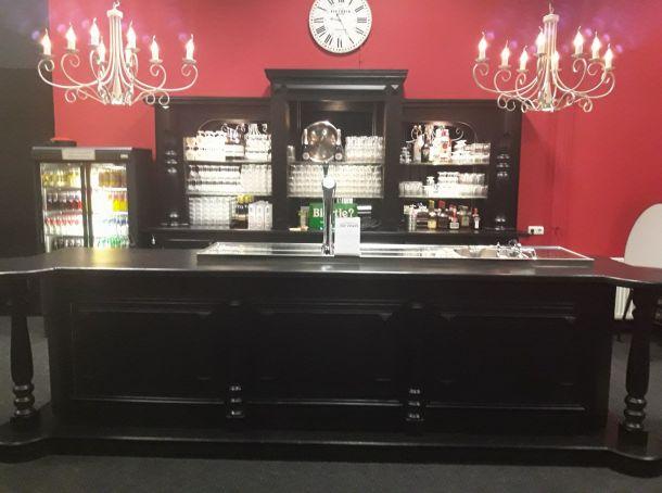 nieuwe bar Podiumzaal MFC De Wier